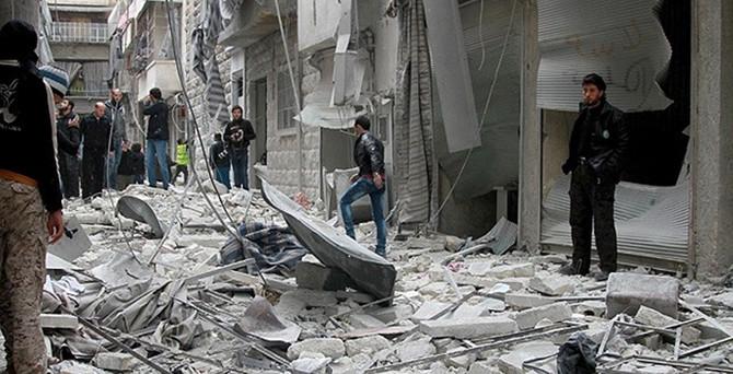 Suriye'de kritik nokta isyancılara geçti