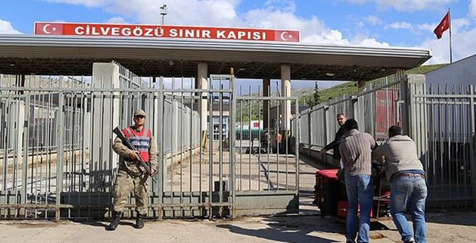Cilvegözü Sınır Kapısı'nda önlemler artırıldı