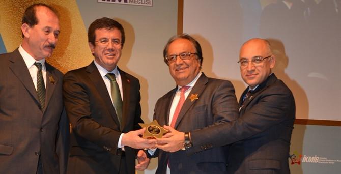 Türkiye'nin 2014 ihracat rekortmeni Vestel oldu