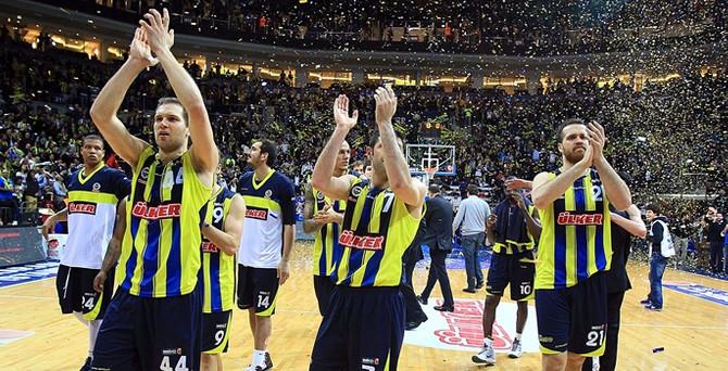 Fenerbahçe Ülker, Dörtlü Final için son virajda