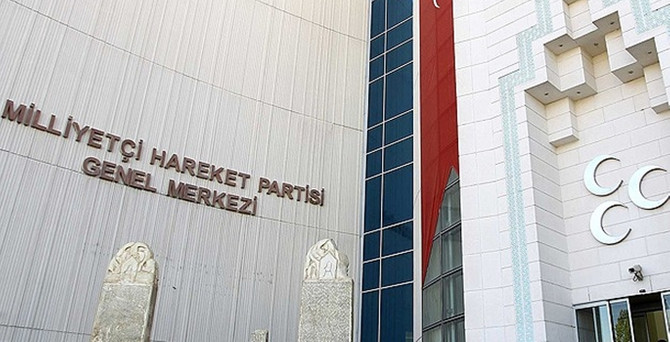 MHP Iğdır il teşkilatı görevden alındı