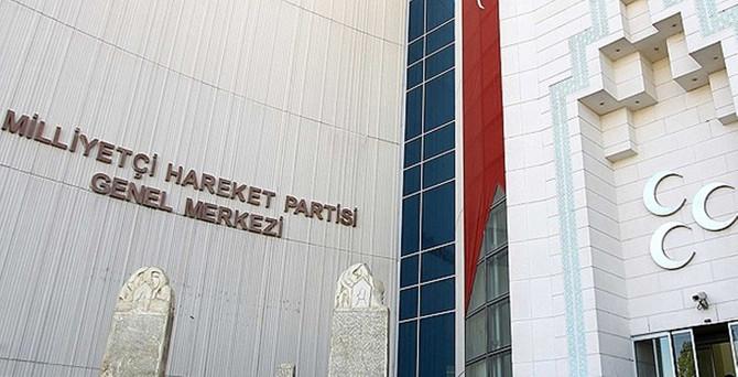 MHP'de adaylık başvurusu sona erdi