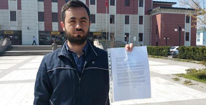 CHP'nin reklamına suç duyurusu: Tahrik edici