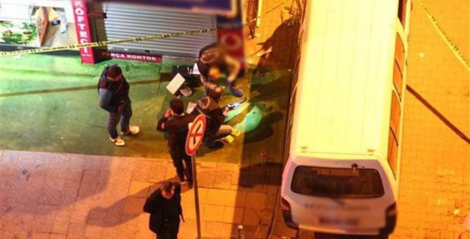 Kağıthane'de çatışma: 2 ölü, 5 yaralı