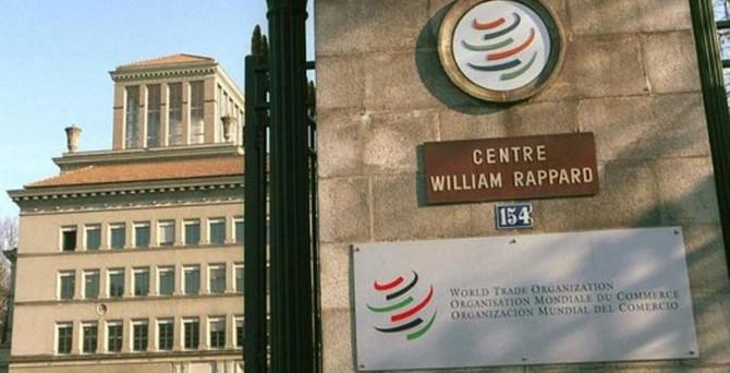 WTO, küresel ticaret  büyüme tahminini düşürdü