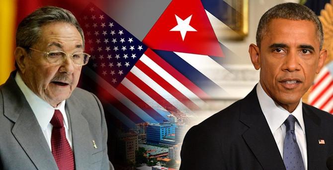 Obama'dan flaş 'Küba' kararı