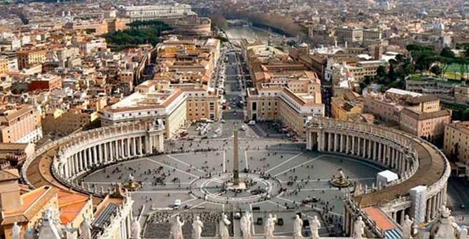 Vatikan'a 'Türk' şoku
