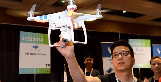 Drone üreticisi DJI 10 milyara uçuyor