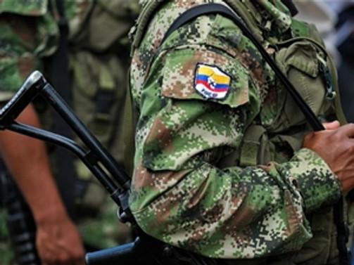 Kolombiya'da FARC'tan saldırı: 10 asker öldü