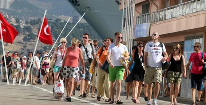'Türkiye turizmde geçen yılki rakamı yakalayacak'