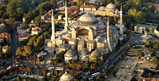 Avrupa'nın en beğenilen turistik kenti seçildi