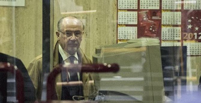 IMF'nin eski başkanına şok suçlama