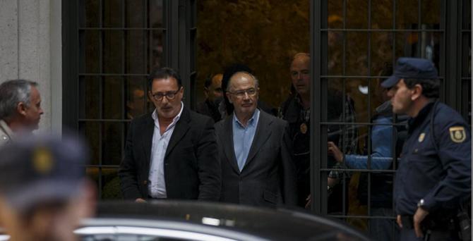 IMF eski Başkanı Rato gözaltında