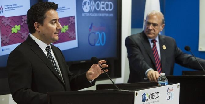 'G20 2015 yılı ajandamızda'