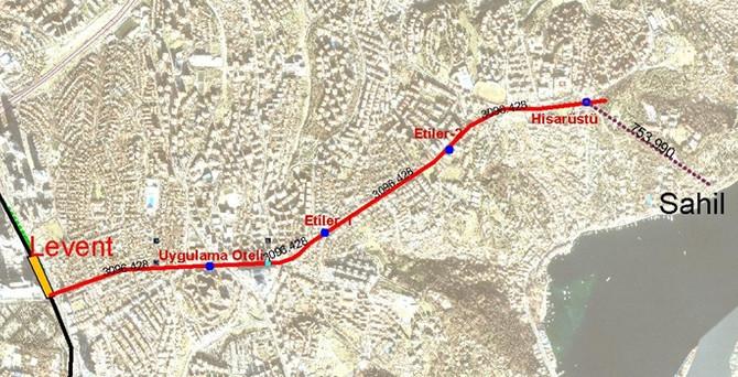 İstanbul'un 'mini metro'su açılıyor