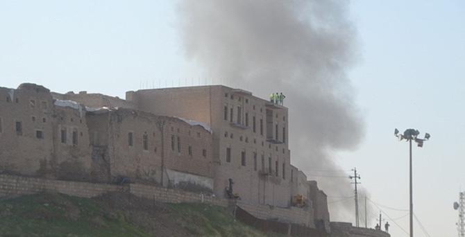 Kuzey Irak'ta ABD Başkonsolosluğu önünde patlama