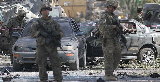 İntihar saldırısı: 33 ölü