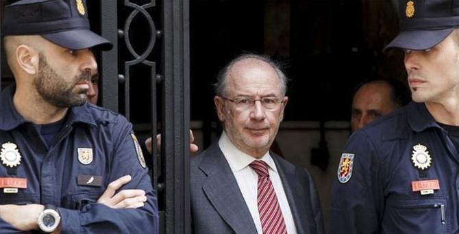 IMF eski Başkanı'nın hesapları donduruldu