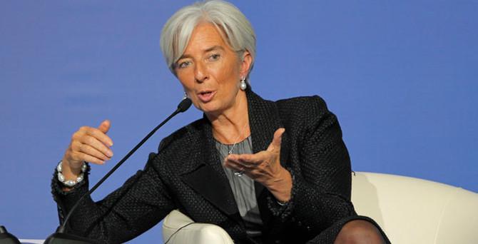 Lagarde: Türkiye'nin başkanlığı güçlü ve dürüst