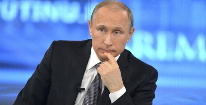 Putin'den tarihi mesaj