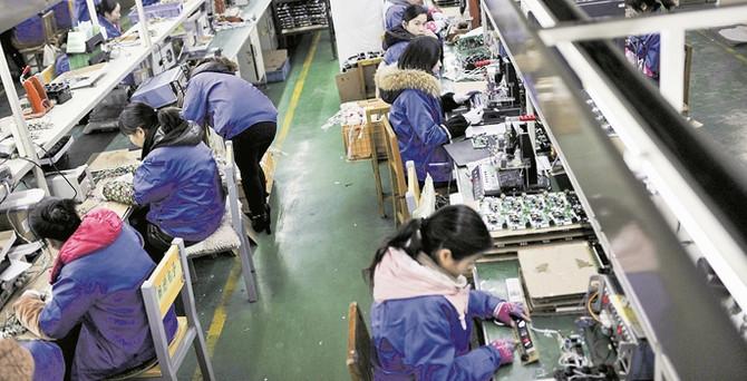 'Dünyanın fabrikası' Asya işgücü maliyetinde avantajını koruyacak