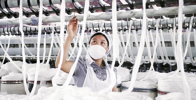 Çin imalat PMI 15 ayın en düşüğünde