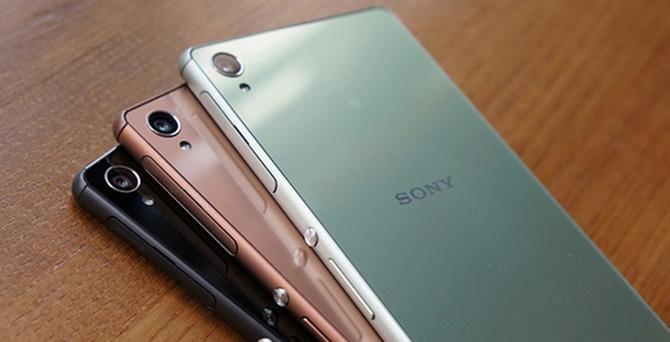 Sony,  Xperia Z4'ü resmen duyurdu