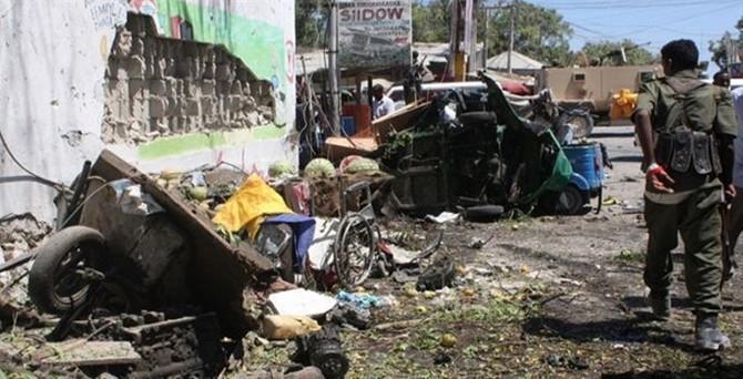 BM görevlilerini taşıyan otobüse saldırı: 8 ölü