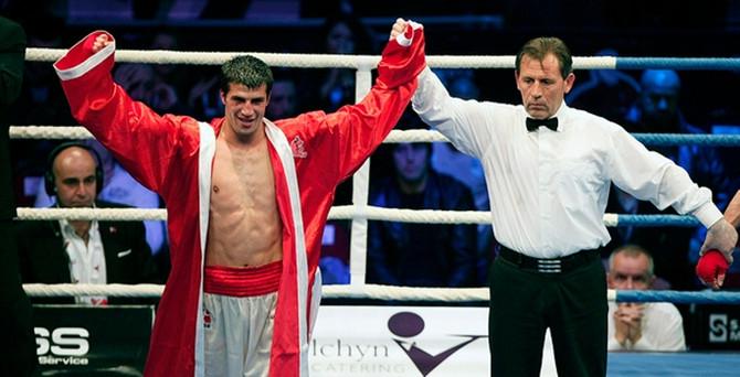 Milli boksörlerden 5 madalya