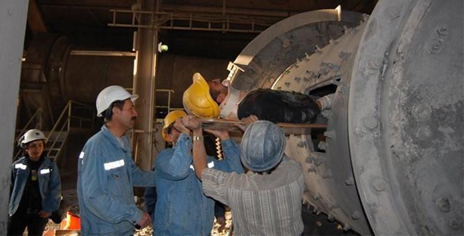 Çimento sektöründe yüzde 100 iş güvenliği denetimi başlıyor