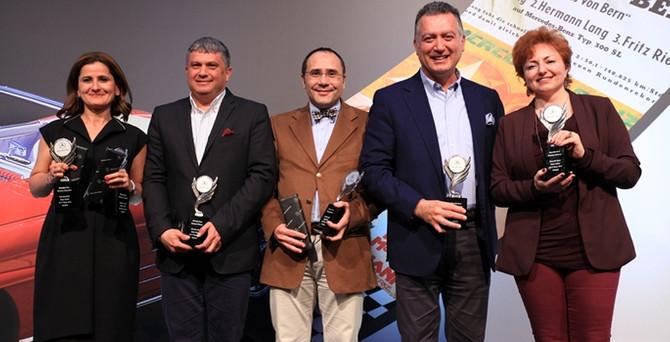 Mercedes-Benz Bahar Rallisi'nde ödüller sahiplerini buldu