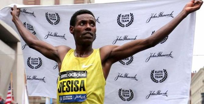 119. Boston Maratonu koşuldu