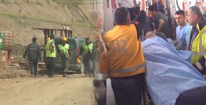 Silvan Barajı'nda patlama: 5 yaralı