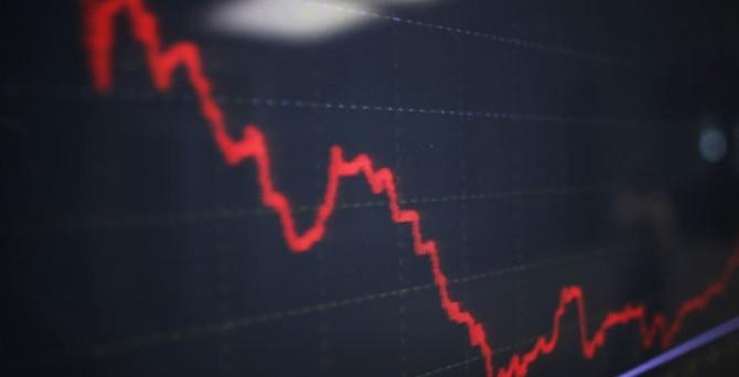 Borsa ilk yarıda yüzde 1.5 düştü