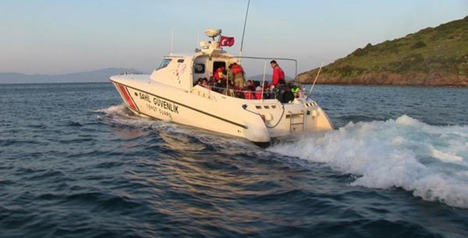 İztuzu açıklarında tekne faciası: 3 kişi öldü