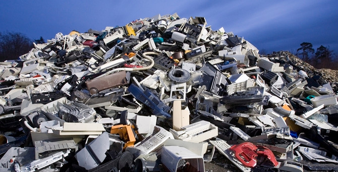 Türkiye elektronik atıkta dünya 17'ncisi