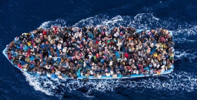 Akdeniz'deki göçmen akını devam ediyor
