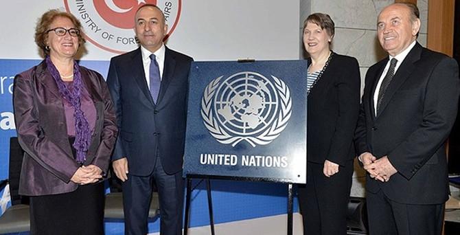 'İstanbul BM'nin bölgesel merkezi haline geliyor'