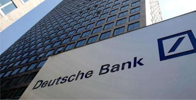 Alman Deutsche Bank'a ceza