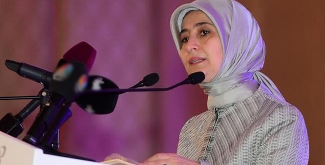 Sare Davutoğlu'nun ziyareti öncesi şok gelişme