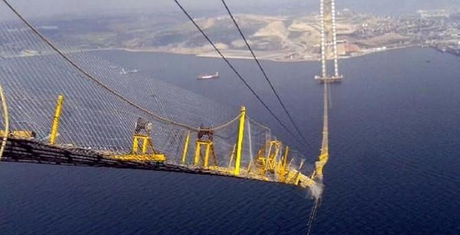 Körfez Köprüsü için Japonya'dan özel ekip geliyor