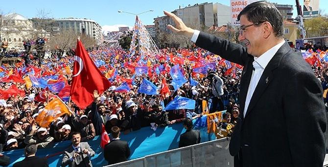 'Muhalefete hesabı, milliyetçiliği ve barışı öğreteceğiz'
