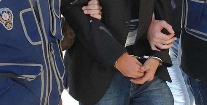 Keşif yapan terör örgütü üyesi tutuklandı