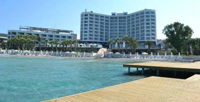 İzmir'in en iyi resort oteli oldu