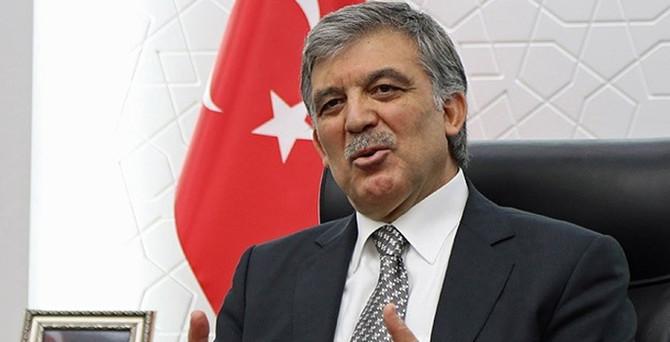Abdullah Gül'ün bayram mesajı