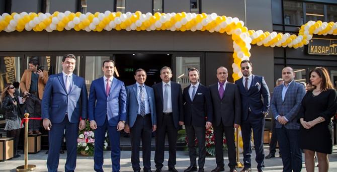 KasapDöner, Bakü'de restoran açtı