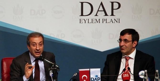 DAP'ta 21 milyar liralık yatırım dönemi