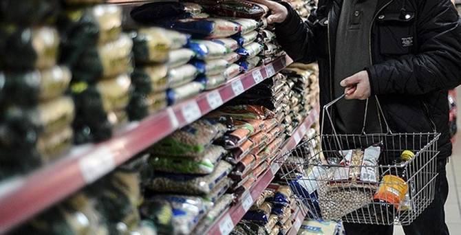 Enflasyon sepeti değişiyor