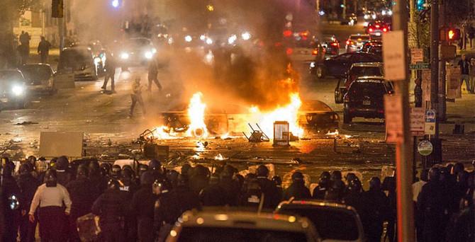 Polis şiddetine öfke çığ gibi büyüyor