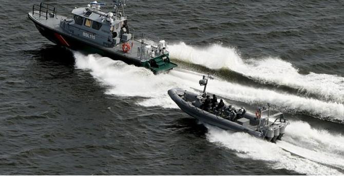 Finlandiya su altından bombaladı